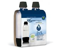 Wassermaxx Pet-Flaska 2X1liter