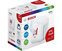 Bosch/Siemens Dammsugspåse Type G All 16-Pack  *  17002095
